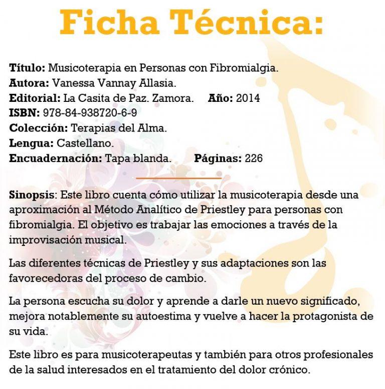 musicoterapia fibromialgia
